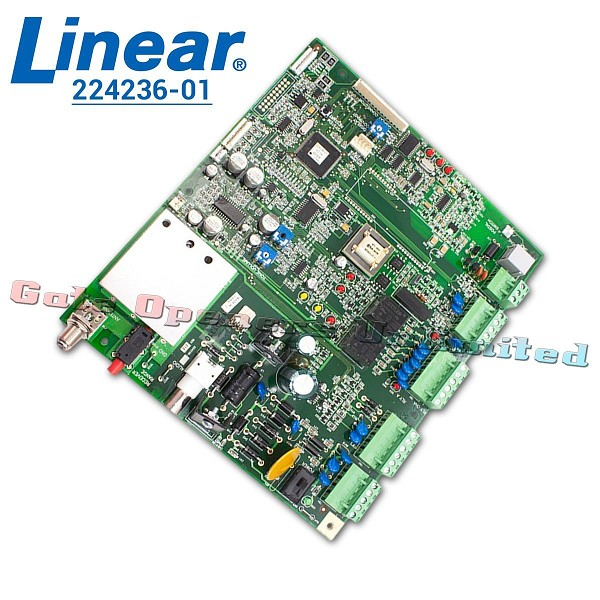 Linear 224236-01 AE-500 Control Board (AE-500) for Linear Door Openers