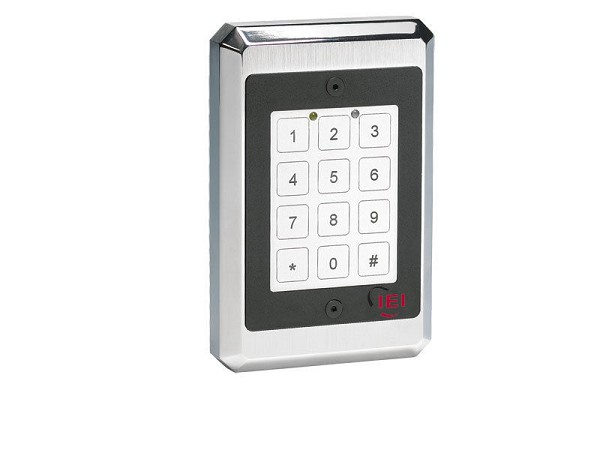 Linear SSW-iLW Flush Mount Weather Resistant Backlit Access Control Keypad