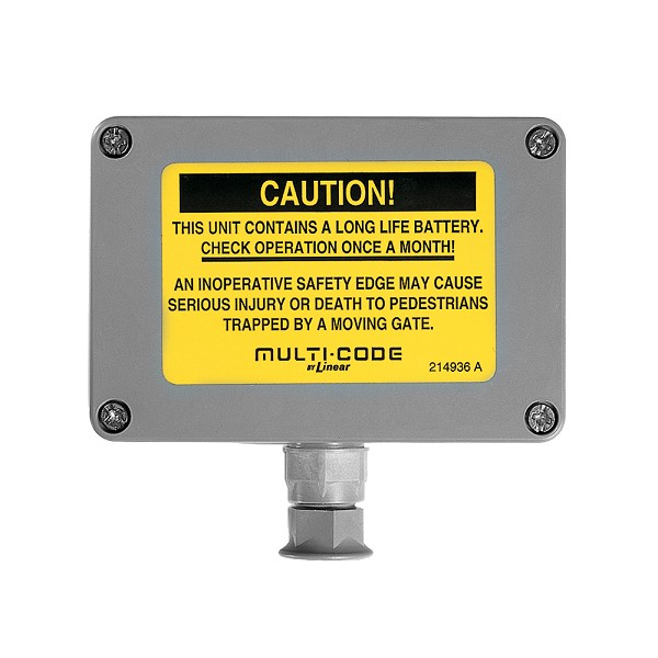 Linear MCS302210 300MHz Gate Safety Edge Transmitter, 109950/302850 Compatible
