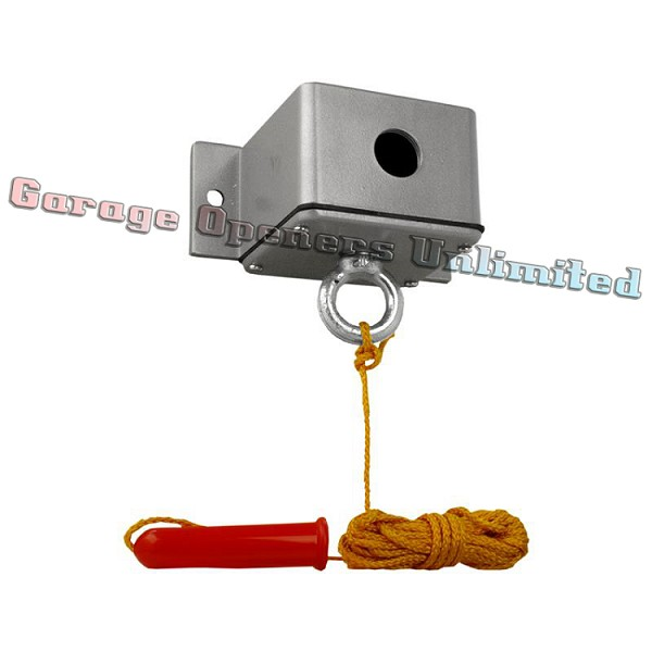 MMTC CPM-1H Exterior Ceiling Pull Switch Heater Rotating Pivoting Cam