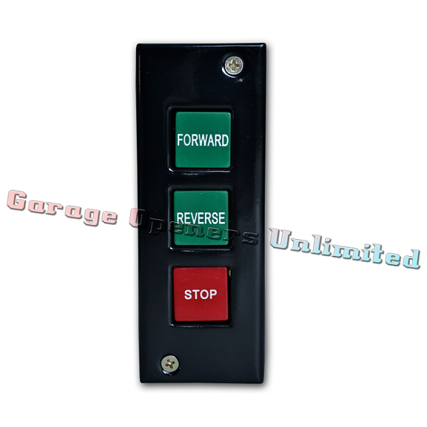 MMTC PBS-3FRS NEMA 1 Three Button Interior Surface Mount Control Station Contact