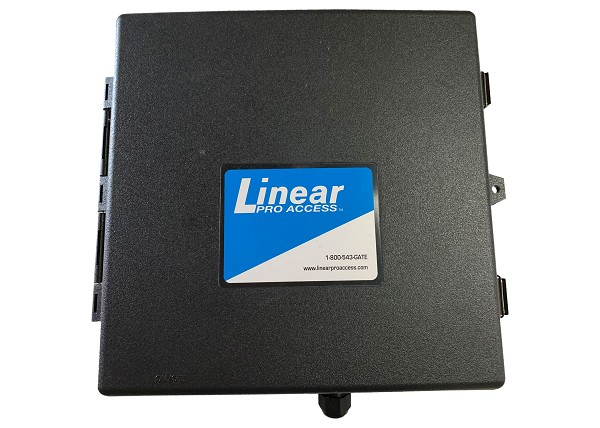 Linear Pro Access/GTO R5500 Loaded Hinged Control box for SW3000XLS & SW4000XLS