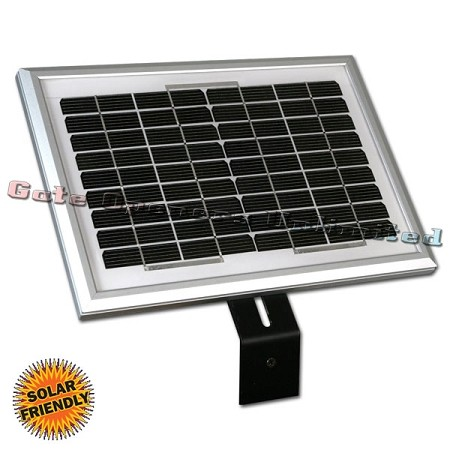 Sentry 300 520015 Solar Panel Kit 5 Watt Solar Panel Sentry Gate Openers