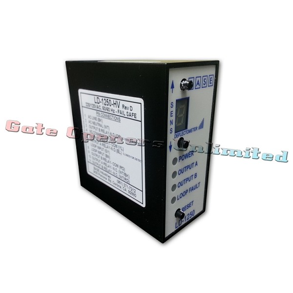 BASE LD-200-HV Inductive Loop Vehicle Detector, BASE LD-200-HV Exit Loop Detector