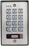 Enforcer SK-1123-SPQ Vandal Resistant Outdoor Access Control Keypad with Proximity Reader