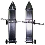 PH-2001 Hinges Gauge Narrow Rail Quick Close Fixture (Pair)