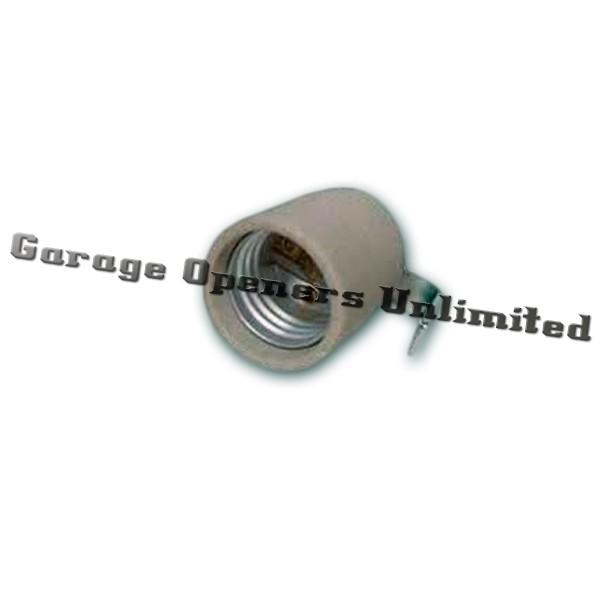 Genie 36449A S - Light Socket Powerhead Replacement Garage Door Parts