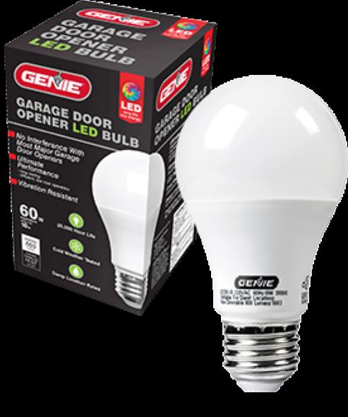 Genie LEDB1-R, 39437R Door LED Light Bulb Shatter