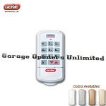 Genie Garage Door Opener - Genie Intellicode Digital Wireless Keypad Entry System