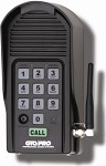 Linear Pro Access F3110MBC Residential Wireless Keypad / Intercom Exterior Only - OSFM136