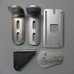 Mighty Mule FM350 Parts - HB100 Hardware Brackets FM350