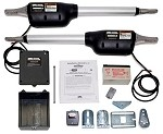 GTO SW2002XLS Package 4 - GTO SW2002XLS Kit, RB741-2, F3100MBC Keypad/Intercom, FM122 Solar Panel
