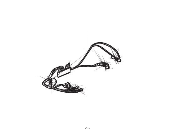 Liftmaster K94-33961 Wire Harness Kit, MT, MJ, MH