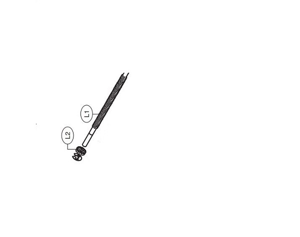 Liftmaster K74-18346 Limit Shaft Kit