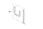 Liftmaster K75-12870 Straight and Curved Door Arm Kit