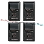 Liftmaster 881LM 4-Pack Motion Detecting Control Panel with TTC
