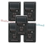 Liftmaster 881LM 5-Pack Motion Detecting Control Panel with TTC