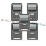 Liftmaster 885LM 5-Pack Wireless Control Panel5