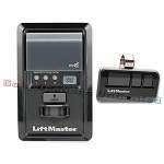 LiftMaster 888LM-1T MyQ Conversion Kit 888LM Control Panel & 893MAX 3-Button