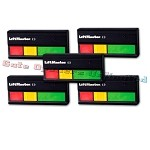 Liftmaster Garage Door opener 333LM 5-Pack 3-Button Open/Close/Stop Remote Control (315 MHz)