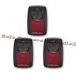 Liftmaster 375UT 3-Pack 2-Button Universal Remote Control