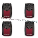 Liftmaster 375UT 4-Pack 2-Button Universal Remote Control