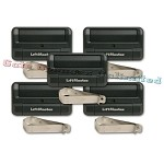 Liftmaster 811LM 5-Pack 1-Button Remote Control