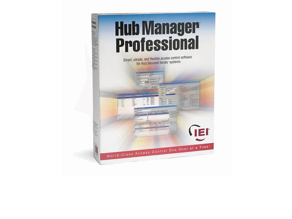 Linear IEI HUBSWR, 0-295011 Hub Manager Professional Software Window 8 Compliant