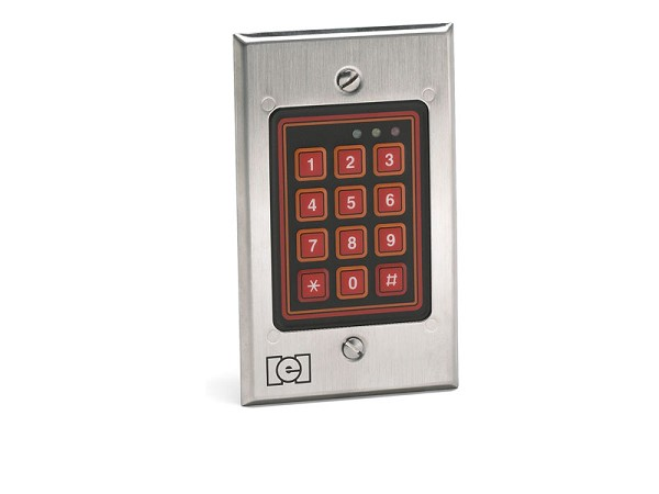 Linear 212W, 0-211222 Indoor / Outdoor Flush-mount Weather Resistant Keypad