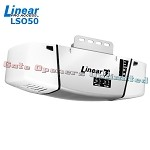 Linear LSO50 HBT7C 7ft Belt Rail 1/2 Deluxe HP Residential Garage Door Openers