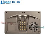 Linear ACP00910 RE-2N Residential Telephone Entry System
