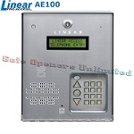 Linear ACP00937 AE-100 Commercial Telephone Entry System - One Door