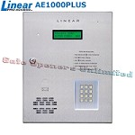 Linear ACP00951 AE1000Plus Commercial Telephone Entry System with Access Control - Four Doors