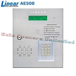 Linear ACP00899 AE-500 Commercial Telephone Entry System - Two Doors