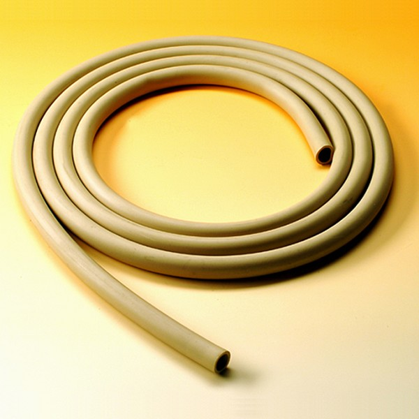 "Miller Edge RAH-500 Pure Gum Rubber Air Hose - 100 ft. - 1/2"" ID, 1/8"" Wall"