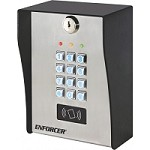 SECO-LARM Enforcer EFR-SK-3133-PPQ Heavy Duty Outdoor Access Control Keypad Proximity Reader IP66
