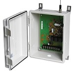 Linear 190-107478 / 831RJ 24V 1-Door Open-Close-Stop Receiver in Oil Tight Case