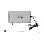 Linear 190-111963, MVP-1CH-24V-3W-FC 318MHz 1-Channel Gate Receiver Whip Antenna