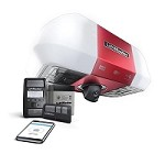 Liftmaster 85503 DC Battery Backup Belt Drive Wi-Fi With Integrated Camera Garage Door Opener - HEAD ONLY