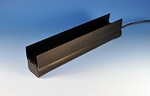 "Miller Edge ME123 5ft Sensing Edge for Commercial Doors 1-5/8"" to 2"" Thick Doors"