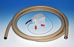 Miller Edge AW14K500-18C 18ft Air-Wave Switch Kit of RAH-500 P-50H w/ Coild Cord