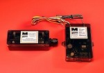 Miller Edge MWRTA12 12/24V AC/DC 1-Channel Transmitter with Alarm and Receiver
