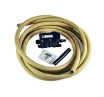 Miller Edge PS20K500-12C 12ft Pneumatic Kits of RAH-500 Rubber Hose w/ Coil Cord